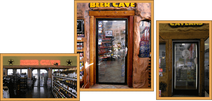 beer cave cooler for sale